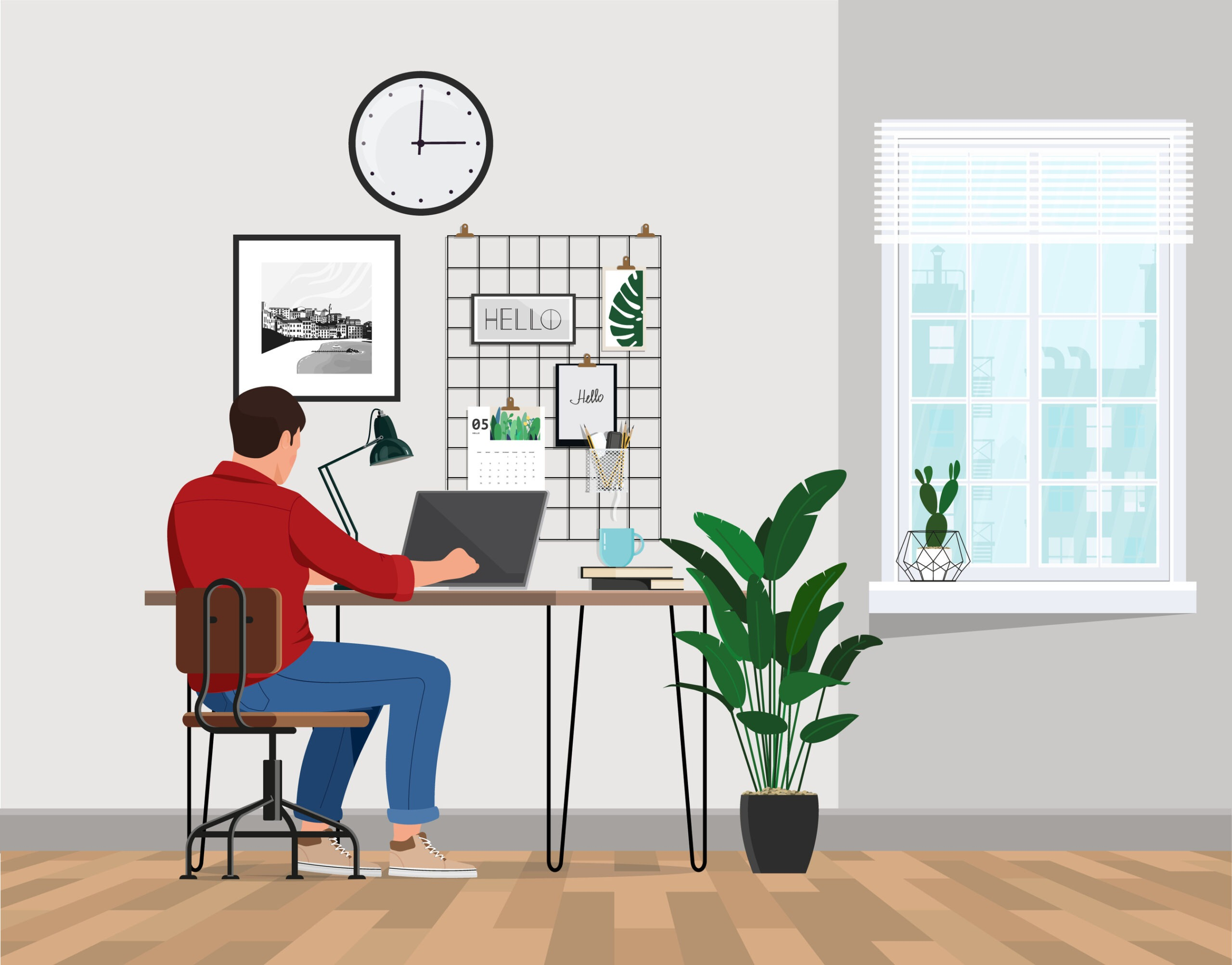 Remote Working in Today's World